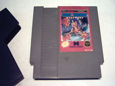 NES Nintendo Game;  TAG TEAM  WRESTLING  1986 VGC *5 Screw Cart*  NO FAM Adapter