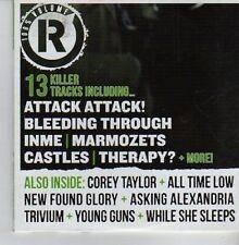 (CV333) Rock Sound 100% Volume 158 - 2012 CD