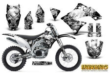 KAWASAKI KXF450 KX450F 09-11 GRAPHICS KIT CREATORX DECALS INFERNO W