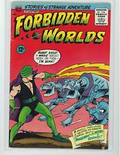 Forbidden Worlds #130
