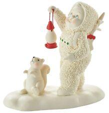 Dept 56 Snowbabies Seeking Adventure Figurine Ornament 11cm 4050073 New