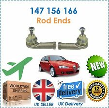 For Alfa Romeo 147 156 166 2001-2009 Two Tie Track Rod Ends x2 New OE Quality
