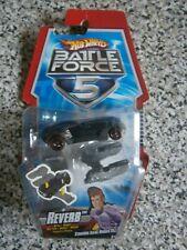Hot Wheels Battle Force 5 REVERB black Stanford Isaac Rhodes IV - New.