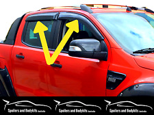 PX 1 & PX 2 Ford Ranger Weather Shields (2012 - 2018)