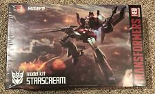 Flame Toys Furaimodel Transformers Starscream model kit (SHIPS FROM USA)