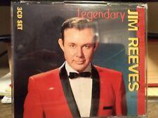 "Jim Reeves ""Legendary"" 3CDs (Import from Australia)"