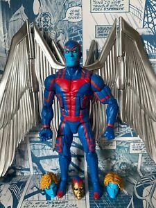 Marvel Legends Hasbro Apocalypse BAF Series Archangel Action Figure (L)