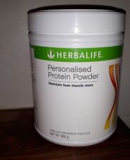 Herbalife,Personalized Protein Powder.A big 360g net wt container!
