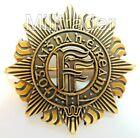 Внешний вид - Ireland Irish Defence Forces Logo FF Cap Badge (Read Description)