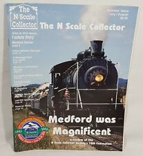 The N Scale Collector Magazine Back Issue Summer Issue July August Medford
