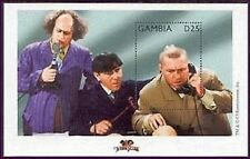 Gambia - The Three Stooges Souvenir Sheet