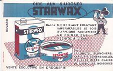 V52 BUVARD cire aux silicones STARWAX donne un brillant éclatant imperméabilise