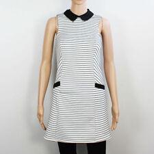 Miss Selfridge Striped Petite Sleeveless Dresses for Women