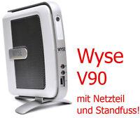 THINCLIENT MINI PC WYSE WINTERM V90 WINDOWS XP EMBEDDED 1GHz 512MB SSD 902094-07