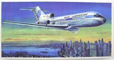 Plasticart Boeing 727 Flugzeug-Modellbaukasten 1:100