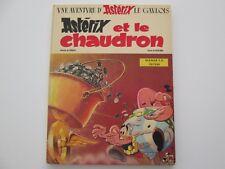 ASTERIX ET LE CHAUDRON EO1969 TBE EDITION ORIGINALE