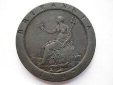 1797 Cartwheel Penny, GVF. ACS