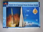 MSD 44001 KIT 1/144 SOVIET SS-6 Sapwood Heavy Strategic Missile , NEW NUE NUEUE