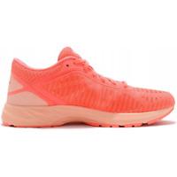 Asics Dyna Flyte 2 T7D5N-0601 Bequeme Sportschuhe In Orange Sneaker für Damen