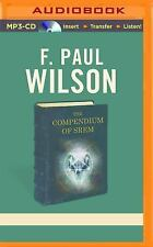 The Compendium of Srem by F. Paul Wilson (2015, MP3 CD, Unabridged)