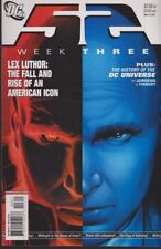 52 week three DC COMIC May 2006 Plus: the History of the DC Universe