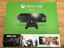 XBOX ONE 1 TB Brand New Sealed 1540