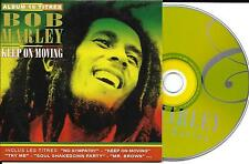CD CARTONNE CARDSLEEVE COLLECTOR 16 TITRES BOB MARLEY KEEP ON MOVING BEST 2006