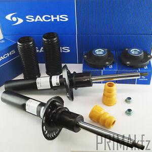 6x Sachs Ammortizzatore Kit Parapolvere Supporto VW Anteriore Touran 1T Audi A3