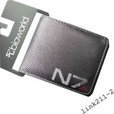 Game N7 Mass Effect:Andromeda Mens Wallets Bifold Coin Purse Card Holder New