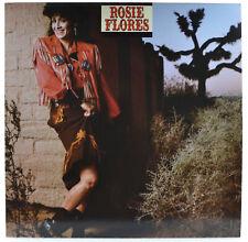 ROSIE FLORES - Perise Records 825626-1 - LP - VINYL - Country - US 1987