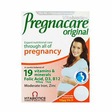 Vitabiotics Pregnacare Original 90 Tablets