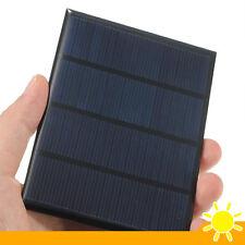 Mini Solar Cells Universal 12V 1.5W Standard Epoxy Solar Panels Polycrystalline