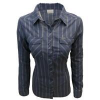Columbia Women's Nocturnal Stripe Camp Henry II L/S Shirt (Retail $65) 466