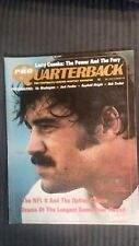 1972 PRO QUARTERBACK Magazine. LARRY CSONKA Cover . Great condition!