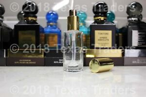TOM FORD PRIVATE BLEND AUTHENTIC Perfume Travel Size Spray Atomizer Sample 30mL