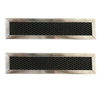 JX81D WB02X10943 GE COMPATIBLE RANGE HOOD CHARCOAL CARBON FILTER (2-PACK)
