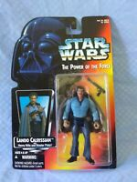 Kenner Star Wars The Power Of The Force Lando Calrissian Action Figure SEALED