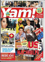 Yam! Nr.44 vom 26.10.2005 Nickelback, Anastacia, Rasmus, Gwen Stefani - TOP Z0-1