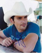 Brad Paisley Signed Autographed 8x10 Photograph