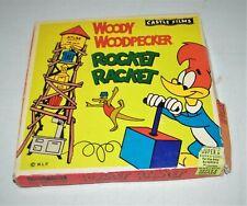 Castle Films Woody Woodpecker Rocket Racket Super 8mm #561 Black &White Complete