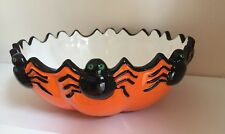 Spiders sweets bowl new