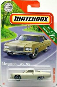 2019 Matchbox #06 MBX Road Trip '75 Chevy Caprice
