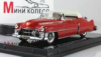 Scale car 1:43, Cadillac Eldorado CLOSED CONVERTIBLE 1953