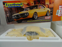 1:18 Exacto Detalle #406 Pontiac Firebird Car Craft 1967 Amarillo Lmtd1/1500