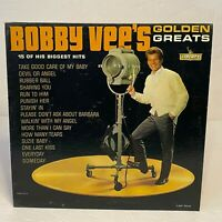 Bobby Vee's Golden Greats: Liberty 1962  Vinyl LP Compilation Mono (Pop / Vocal)