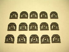 1964-1967 Chevelle El Camino Windshield Rear Window Trim Clips Malibu SS