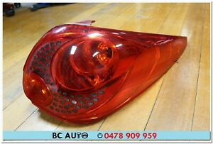 Peugeot A7 207 Wagon Right RH Tail Light Lamp Genuine 2007 2008 2009 2010 2011 R