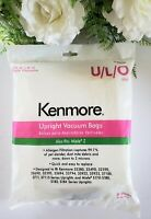 Kenmore 20-50105 8 Pack Upright Vacuum Bags For U/L/O 5068 & Miele Z
