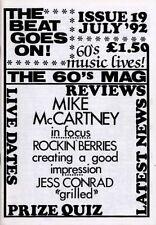 Mike McCartney Scafold Searchers Honeycombs Rockin' Berries Jess Conrad Mag