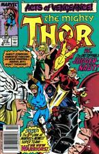 Thor #412 (Newsstand) VF; Marvel | save on shipping - details inside